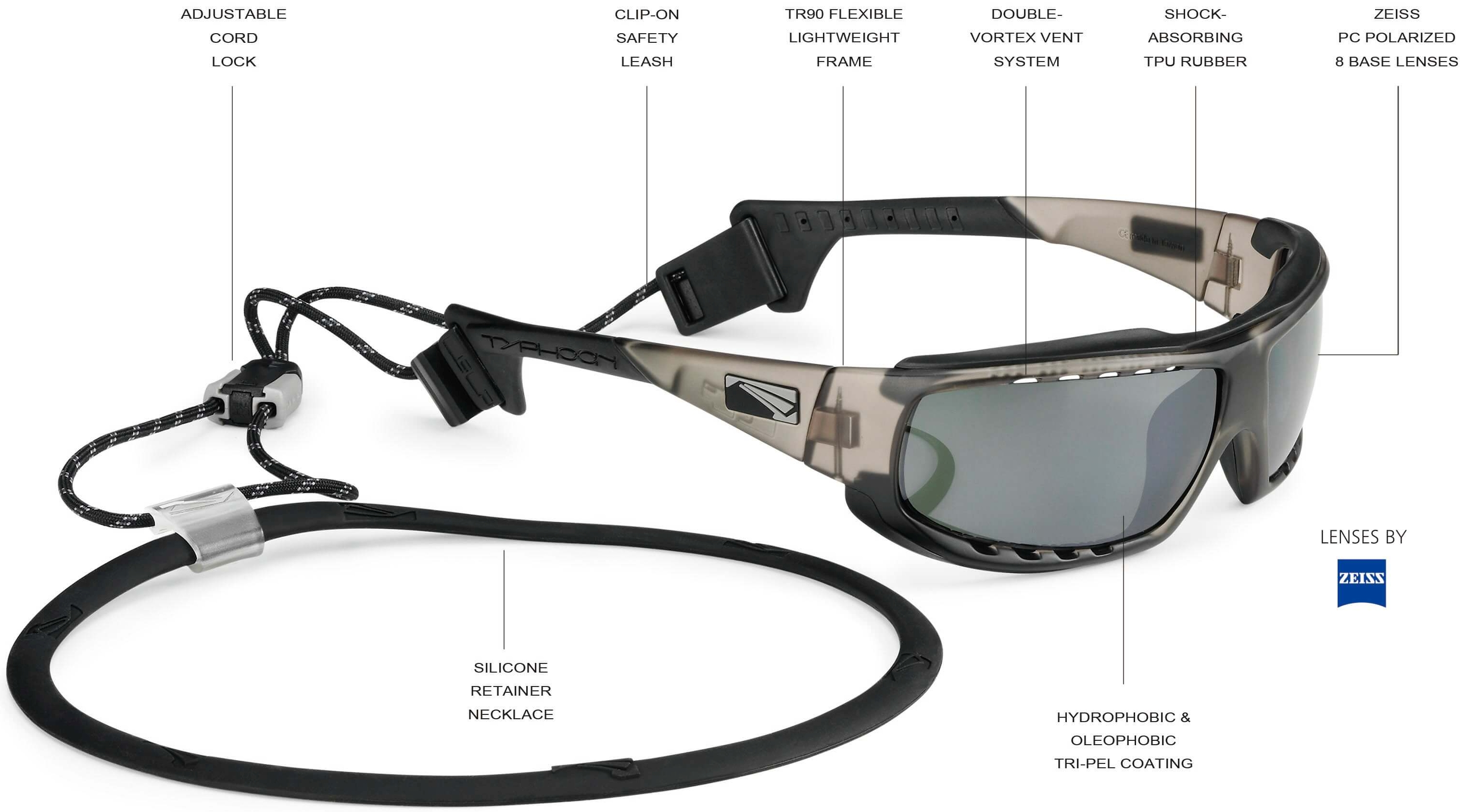Lip Sunglasses  lip watersports sunglasses for kitesurfing windsurfing sup