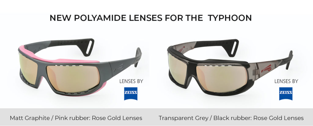 e54b3a6549 New ZEISS  Rose Gold  lenses for the Typhoon - LiP Watersports ...