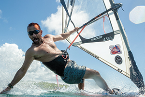 RX for windsurfing